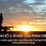 Tờ kinh số 2 - Bí mật của Phan Thiên Ân