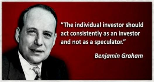 15 câu nói nổi tiếng của nhà đầu tư huyền thoại Benjamin Graham