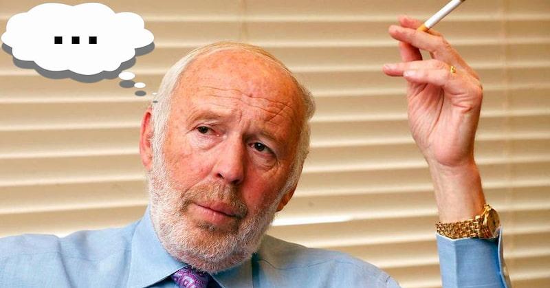 5 bài học TÂM ĐẮC NHẤT từ Jim Simons - một trong những trader VĨ ĐẠI NHẤT mọi thời đại!