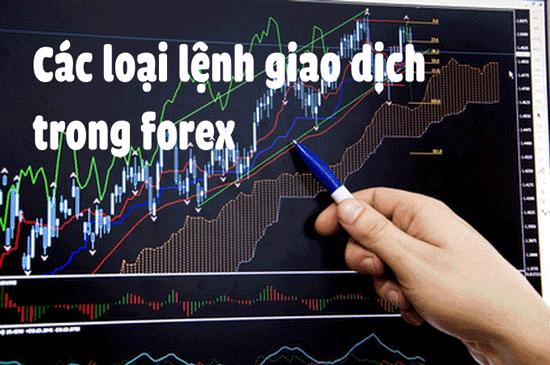 [Đầu tư Forex] - Phần 20: CÁC LOẠI LỆNH GIAO DỊCH TRONG FOREX