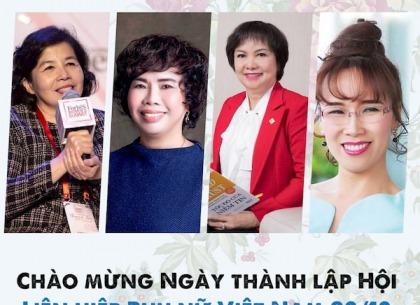 Những câu nói truyền cảm hứng của các nữ doanh nhân tại Việt Nam