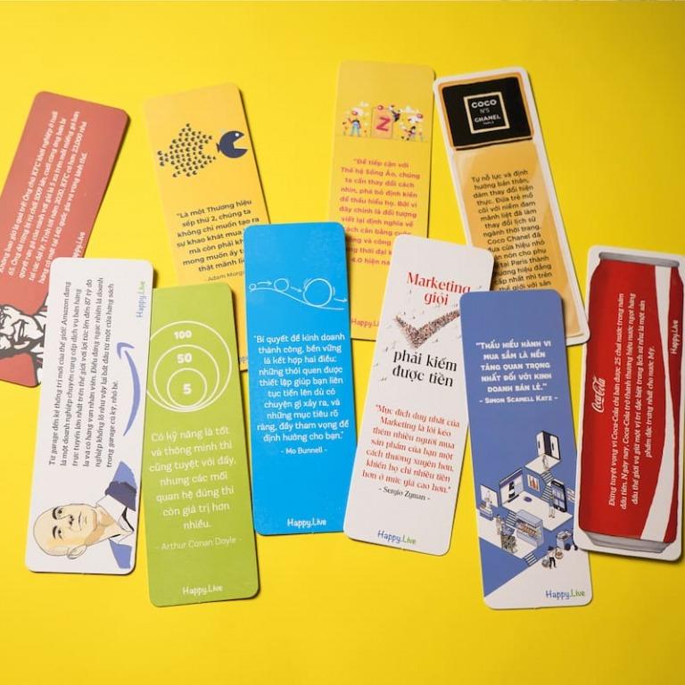 Bookmark kinh doanh