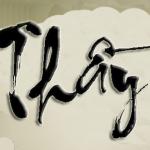 Đôi dòng về chữ