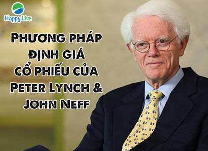 Phương pháp định giá cổ phiếu của Peter Lynch & John Neff