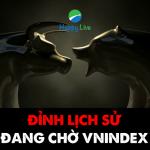 VN-INDEX DƯỚI GÓC NHÌN KỸ THUẬT: ĐỈNH LỊCH SỬ ĐANG CHỜ VN-INDEX (11/1/2021 - 15/1/2021)