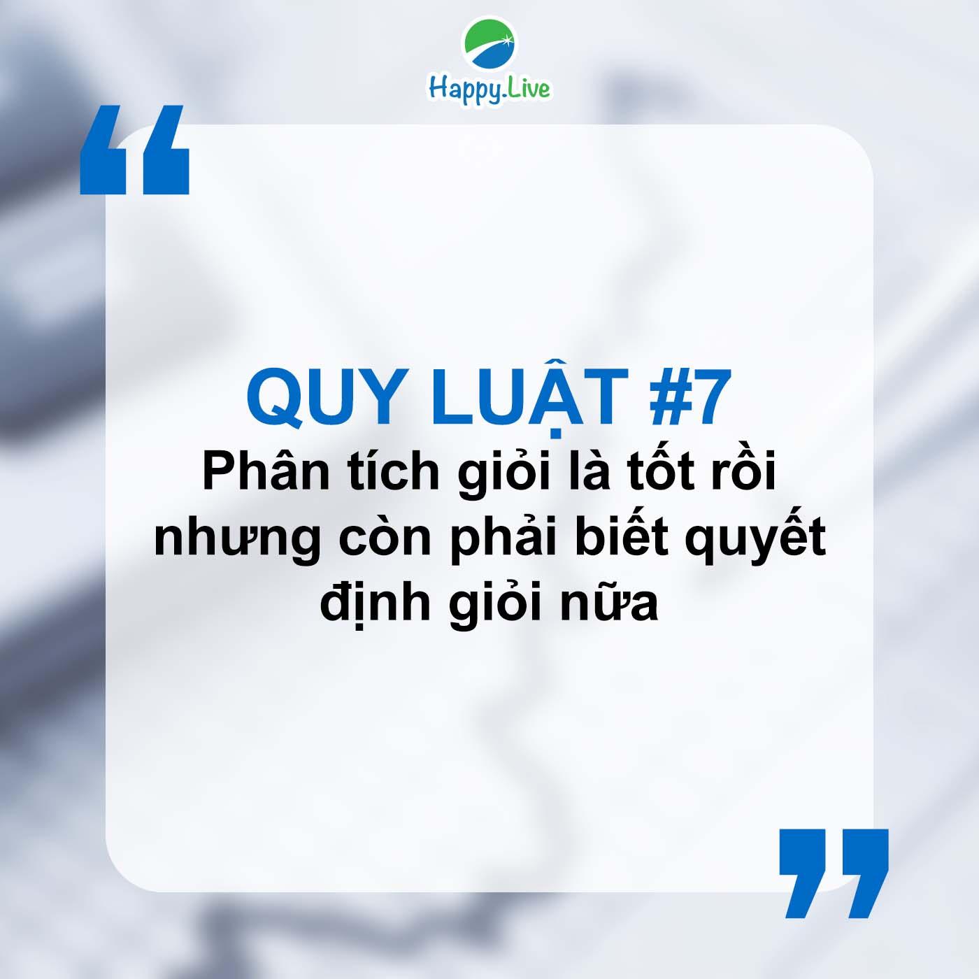 21 quy luật có thể áp dụng trên tất cả các thị trường chứng khoán từ Mỹ đến Việt Nam