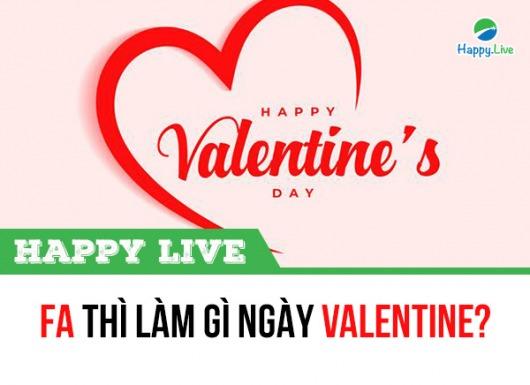 Mùng 3 Tết: FA thì làm gì ngày Valentine?