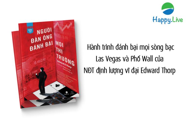 Review sách: Người đàn ông đánh bại mọi thị trường – Edward O.Thorp