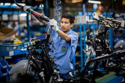 """""""Chúng tôi kinh doanh ngành công nghiệp cảm xúc!"""" Gianluca Fiume, CEO Piaggio Việt Nam"""