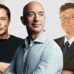 3 người giàu nhất thế giới Jeff Bezos, Elon Musk và Bill Gates đóng thuế thu nhập bằng… 0