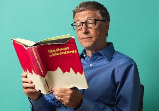 Bill Gates với 3 thói quen mà bạn nên áp dụng