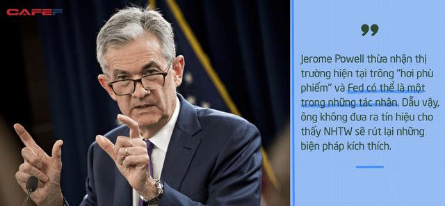 """Chuyện gì sẽ xảy ra với thị trường chứng khoán và tiền số khi Fed dập tắt """"cơn mưa tiền""""?"""