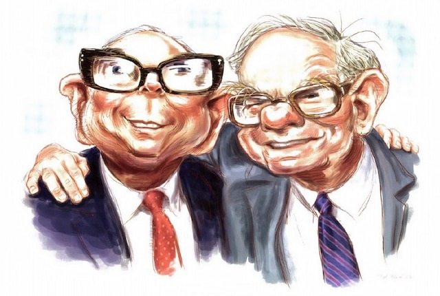 Review Damn Right: Warren Buffett nói gì về Charlie Munger?