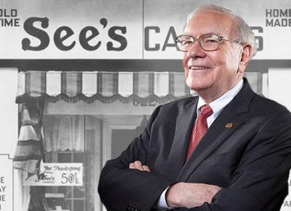 """Damn Right: Thương vụ """"bắt đáy giá rẻ"""" đình đám See's Candy của Charlie Munger và Warren Buffett"""